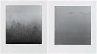 deep fog series df004, df051 (2 works) by min byung hun