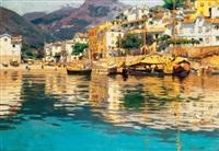 mediterrán kiköto by robert nadler