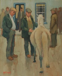 the white mare by norman smyth