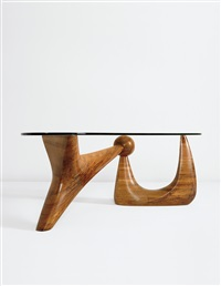 the goodyear table, for a. conger goodyear, old westbury, new york by isamu noguchi