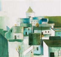 townscape by istván peitler