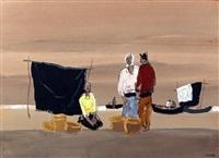 pescadores by carlos uriarte