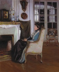 a pensive moment by susan watkins