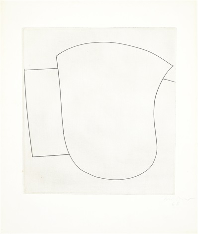 two sculptural forms by ben nicholson