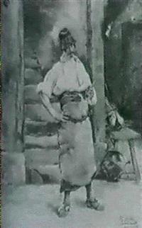 el herrero by mariano anton y serra