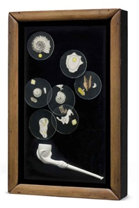 soap bubble set by joseph cornell