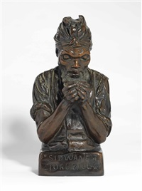 the coffee drinker sidwane tokozile by anton van wouw