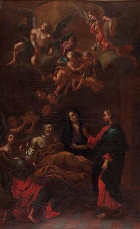Maria mit leichnam jesus