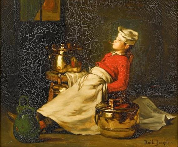kitchen boy by joseph bail