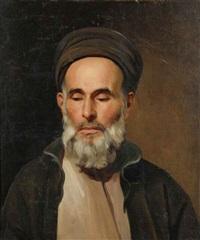 portrait de mollah by antoine druet