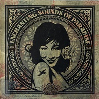 enchanting sounds by shepard fairey
