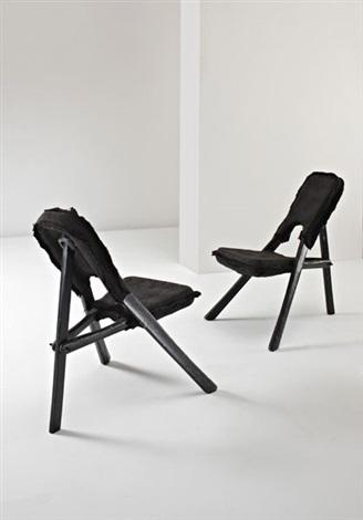 kasese sheep chairs pair by hella jongerius