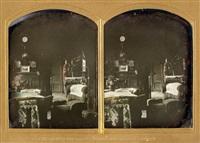 innenaufnahme eines salons by william schneider
