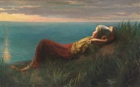 dreams (dolce far neinte) by jozef israëls