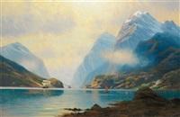 fjordpartie by johannes harders