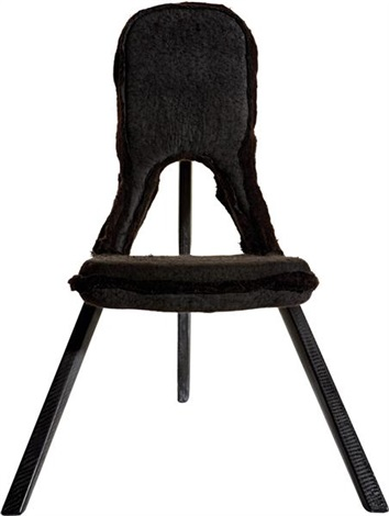 kasese sheep chair by hella jongerius