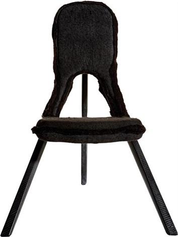 kasese sheep chair by hella jongerius