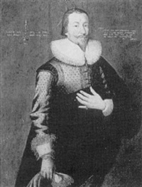 portrait of a gentleman by gilbert jackson