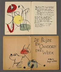de blijde en onvoorziene week by hugo claus and karel appel