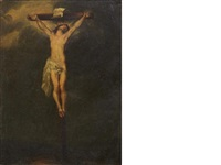 the crucifixion by sir anthony van dyck