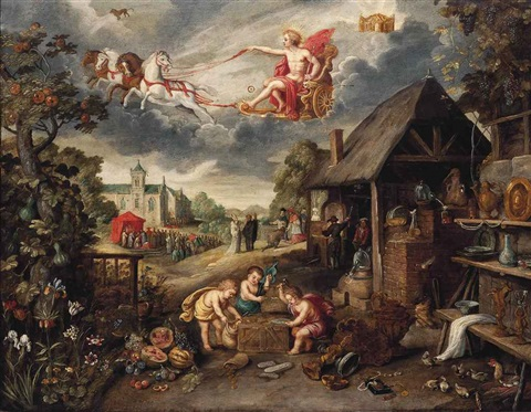 an allegory of war and peace by jan brueghel the younger