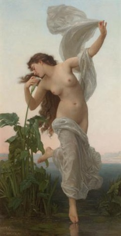 laurore réduction collab wstudio by william adolphe bouguereau