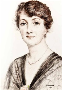 portrait of a lady by james patterson
