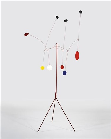 the whiffletree by alexander calder
