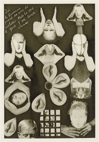 aveux non avenus bk w9 works folio by claude cahun