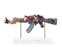 where souls dwell iii (from the gun series) by laila shawa