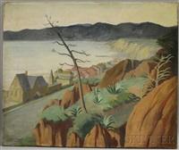 coastal landscape by margaret a. dobson