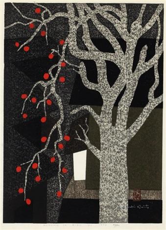 autumn in aizu by kiyoshi saito