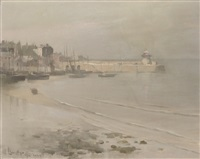 st. ives by william samuel henry (sir) llewellyn