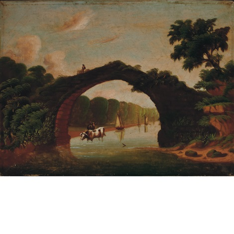 the bridge by thomas chambers