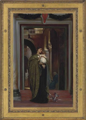 in st marks by lord frederick leighton