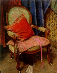 the empty chair by samuel melton fisher
