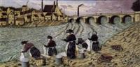 les lavandières by edmond fortin
