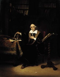 the scholar by jacobus ludovicus cornet