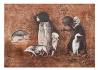 argument by leonora carrington