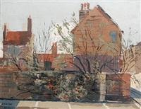 street scene by victor askew