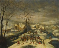 the massacre of the innocents by jacob grimmer