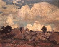 piedras y nubes by fernando fader