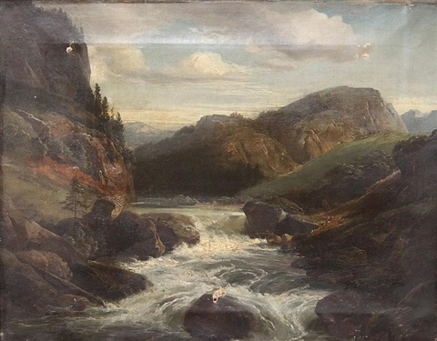 the rapids by carl maria nicolaus hummel