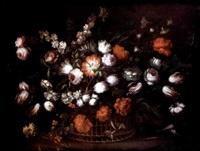 corbeille de fleurs by giuseppe vicenzino