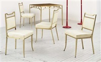 dinette set by william haines