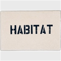 habitat 04 - cats radiant city by brian jungen