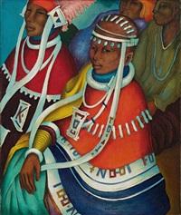 Mapogga Wedding, 1952