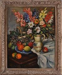 flores y frutas by pascual ayllon