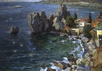la baie de tchekov by stanislav fomenok