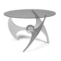 an adjustable table by l. campanini